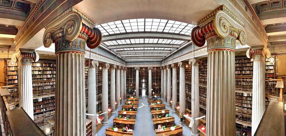 Library Bookstore Interiors
